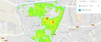 Aplicación de Geomarketing para el Buzoneo en Post Data